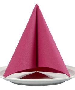 Servietten pink, 20 Stück