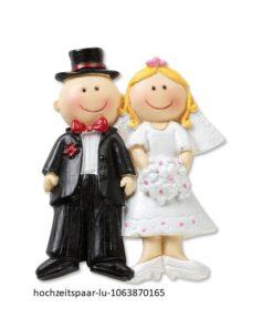 Hochzeitspaar 2D