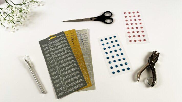 Stimmungsbild Sticker Strass Werkzeuge final