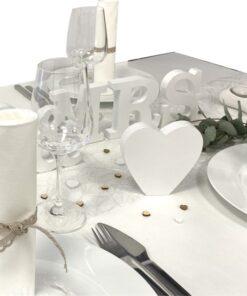 Tischdeko-Sets zur Hochzeit
