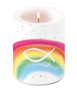 Kerze zur Kommunion